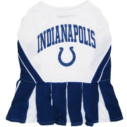 Indianapolis Colts Cheerleader Outfit