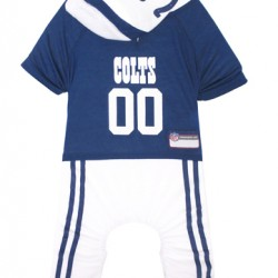 Indianapolis Colts Pet Onsie