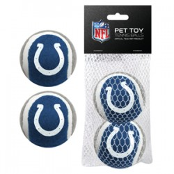 Indianapolis Colts Tennis Ball - 2 pack