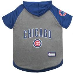 Chicago Cubs Hoodie Tee