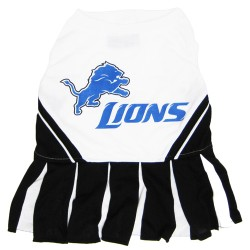 Detroit Lions Cheerleader Outfit