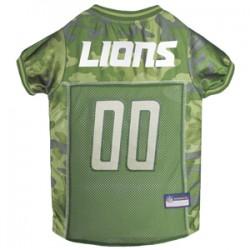 Detroit Lions Mesh Camo Jersey