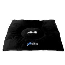 Detroit Lions Plush Pillow Bed