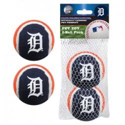 Detroit Tigers Tennis Ball - 2 pack