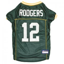 Green Bay Packers Aaron Rodgers Player Jersey