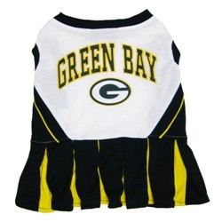 Green Bay Packers Cheerleader Outfit