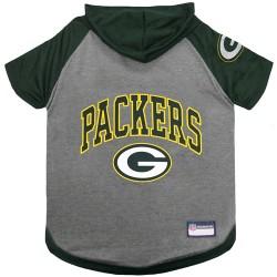 Green Bay Packers Hoodie Tee