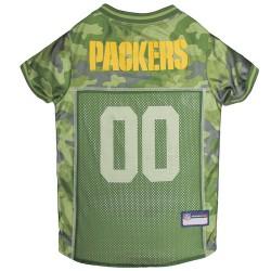 Green Bay Packers Mesh Camo Jersey
