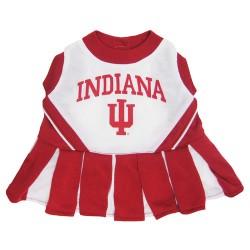 Indiana Hoosiers Cheerleader Outfit