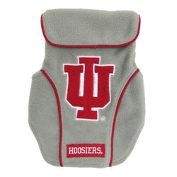 Indiana Hoosiers Fleece Vest