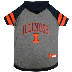 Illinois Fighting Illini Hoodie Tee