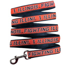 Illinois Fighting Illini Leash