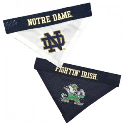 University of Notre Dame Fighting Irish Reversible Bandana