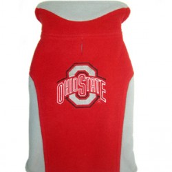 Ohio State Buckeyes Fleece Vest