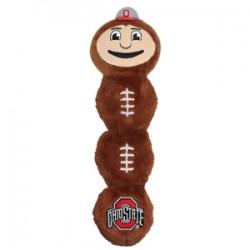 Ohio State Buckeyes Mascot Long Toy