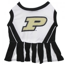 Purdue Boilermakers Cheerleader Outfit