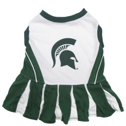 Michigan State Spartans Cheerleader Outfit