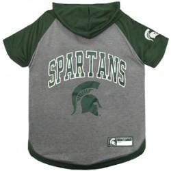 Michigan State Spartans Hoodie Tee