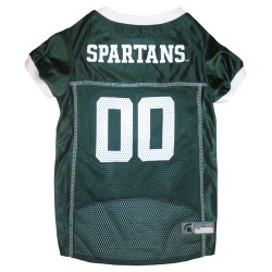 Michigan State Spartans Mesh Jersey