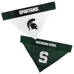 Michigan State Spartans Reversible Bandana