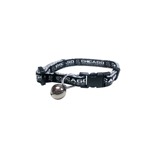 Chicago White Sox Cat Collar