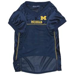 Michigan Wolverines Mesh Jersey