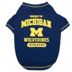 Michigan Wolverines Tee Shirt
