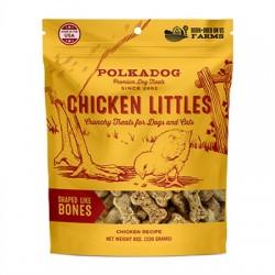 Chicken Littles - Bone Shaped