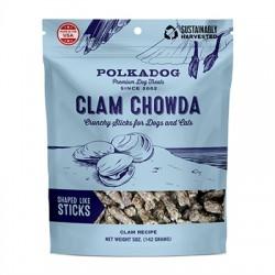 Clam Chowda - Crunchy Sticks