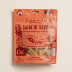 Salmon Says - Bones