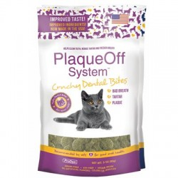 PlaqueOff Dental Bites - Cats