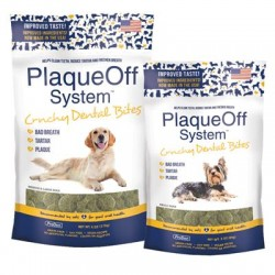 PlaqueOff Dental Bites - Dogs