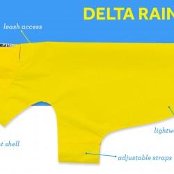 Delta Rain Slicker