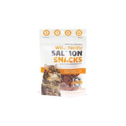 Salmon Snacks for Cats