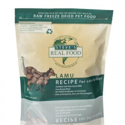 Freeze Dried Complete and Balanced Diet