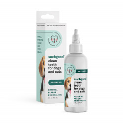 Advanced Natural Plaque Removal Gel for Pets