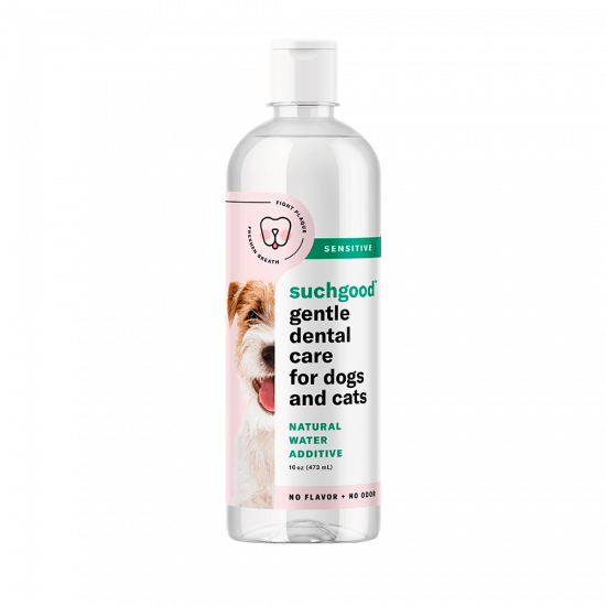 Gentle Natural Water Additive for Pets