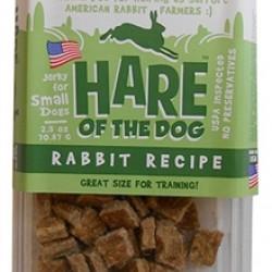 Hare of the Dog - Rabbit Jerky Treats