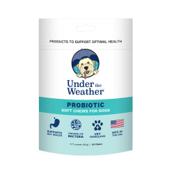 Soft Chews for Dogs - Probiotic