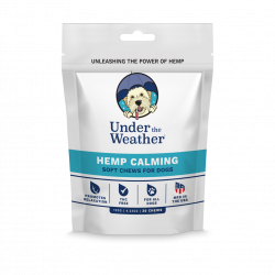 Hemp Soft Chews for Dogs - Calming
