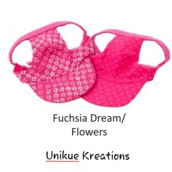 Pet Visor Fuchsia Dream