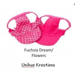 Pet Visor Fuchsia Dream