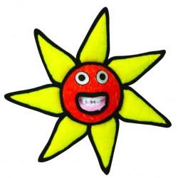 Alien Red Flower Ball