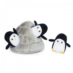 Zippy Burrows - Penguin Cave