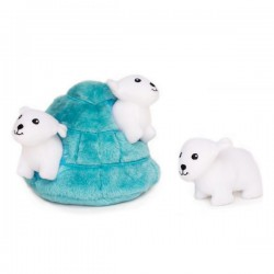 Zippy Burrows - Polar Bear Igloo