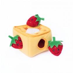 Zippy Burrows - Strawberry Waffles