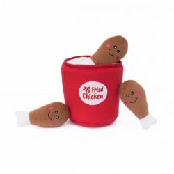 Zippy Burrows - Bucket of Chicken