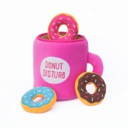 Zippy Burrows - Coffee and Donutz