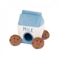 Zippy Burrows - Milk and Cookies