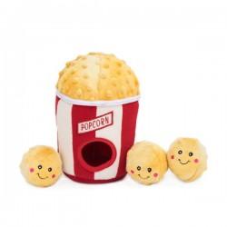 Zippy Burrows - Popcorn Bucket